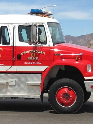 North Lyon County Fire Protection District.