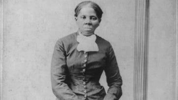 Abolitionist Harriet Tubman.