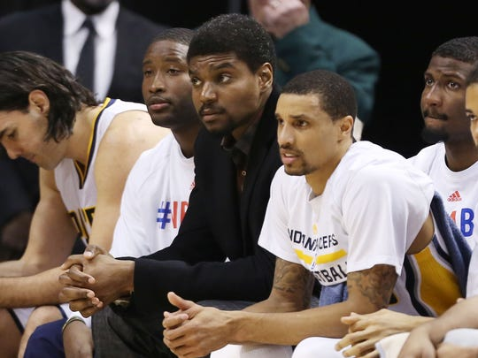 a9ddce9f842 Andrew Bynum still out to answer 'ifs' with Pacers