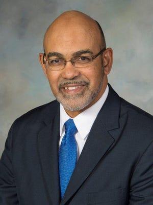 Eric Sabree, Wayne County Treasurer.