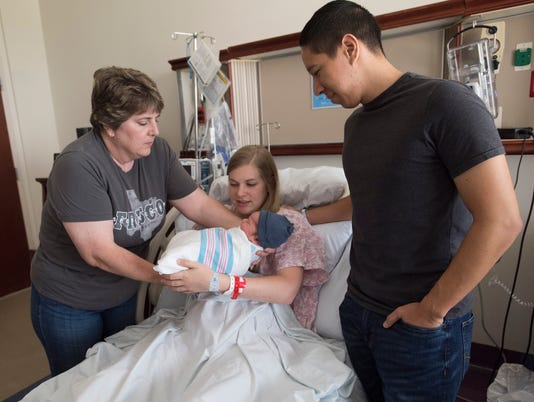 Pensacola Naval Hospital-Last Baby