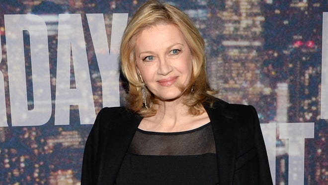 Diane Sawyer in February.