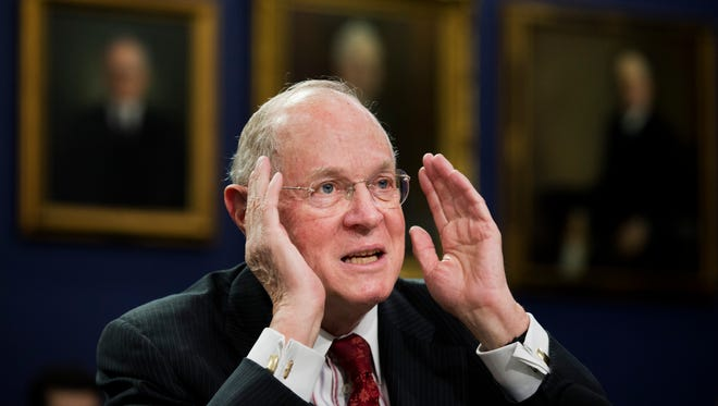 Associate Justice Anthony Kennedy holds the key to the Supreme Court's upcoming decision on same-sex marriage.
