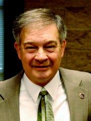 TWRA Executive Director Ed Carter