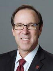 Danny J. Anderson, President of Trinity University.