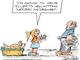 Charlie Daniel cartoon for May 5, 2017.