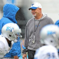 Two MTSU football games to be televised by CBS Sports Network