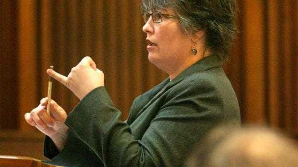 Attorneys made their opening statements Monday in a hearing for Jacqie Spradling, a former Shawnee County prosecutor who is accused of prosecutorial misconduct and prosecutorial error in the 2012 murder trial of Dana Chandler and a 2017 rape trial of Jacob Ewing. The hearing continues through Friday.