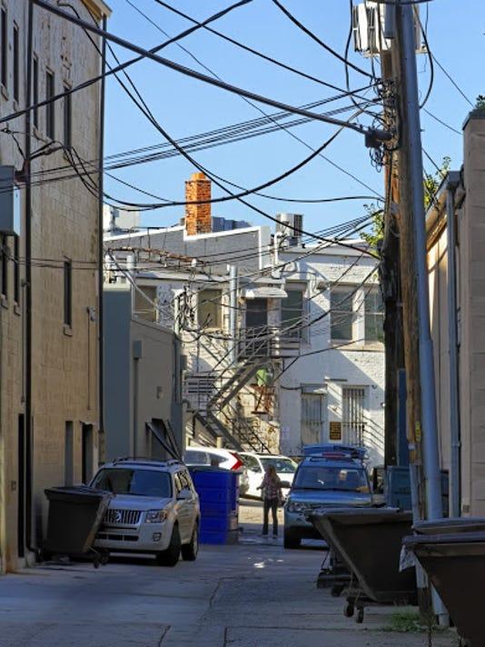 BHM hamilton alley