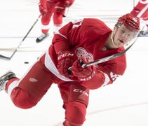 Get ready for playoff action, Red Wings fans. Not ...