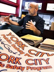 York City School Police Officer Bryan Einsig talks
