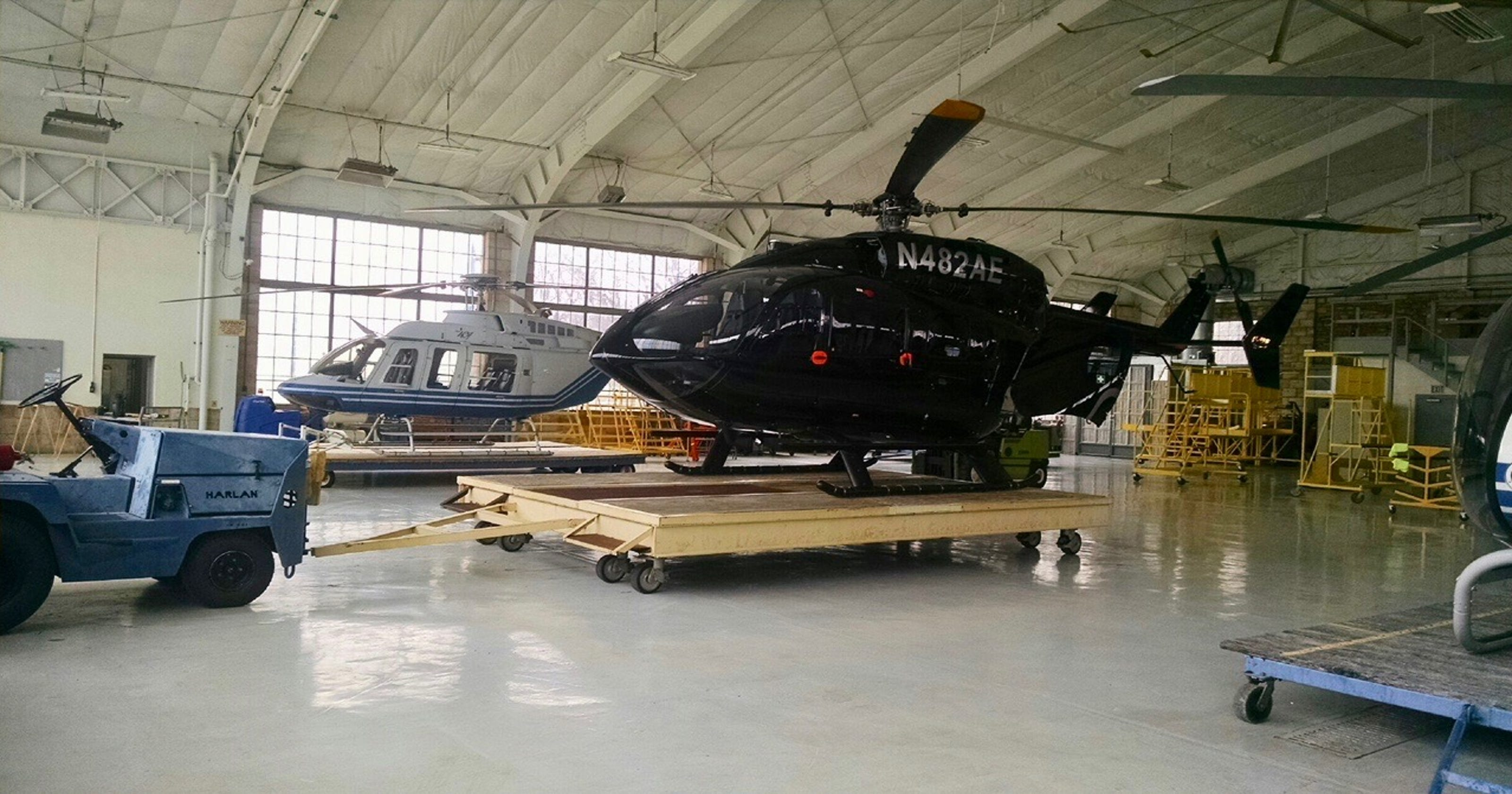 Fancy TVA helicopter, private jets under fire