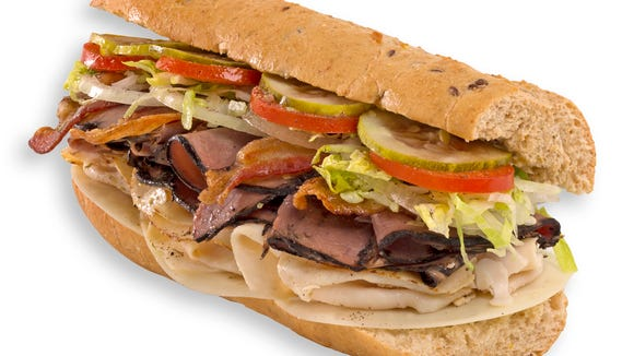 Lenny's deluxe sub is one of the options the franchise restaurant offers. Lenny's Subs is eyeing Lafayette as its first Louisiana location.