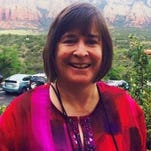 The Rev. Tina Squire is the new part-time pastor at the Silver City United Church of Christ.