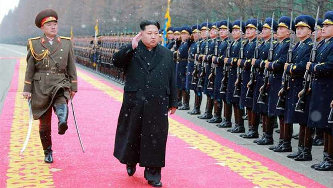 Sanctions alone probably won't stop North Korea developing the capability to strike the U.S.