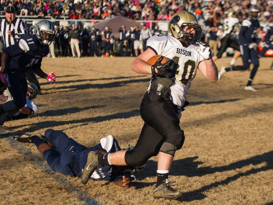 Buffalo Gap state semi-finals
