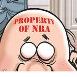 Mike Thompson's Obama cartoon gallery