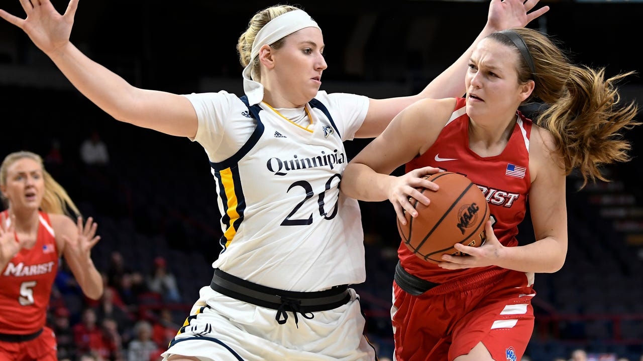 The Marist College women's basketball players look ahead to next year.