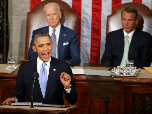 AP STATE OF UNION A USA DC