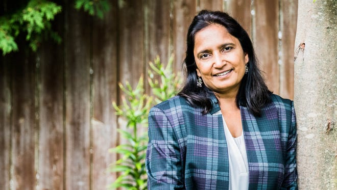 Minal Hahm, president of M Squared Engineering LLC, has been named the master of ceremonies for the Ladies Who Lead luncheon on Feb. 20 at the Ozaukee Pavilion, W67 N890 Washington Ave., Cedarburg.