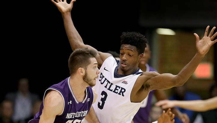 Kamar Baldwin's athleticism has given Butler a new dimension defensively.