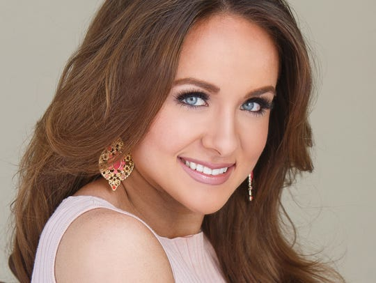 Miss Tennessee Valley Kristen Perry