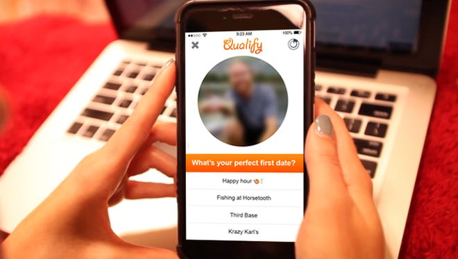 Qualify is a dating app started by University of Colorado students.