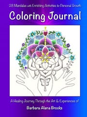 """Each attendee of the meeting will receive a free """"Coloring Journal."""""""