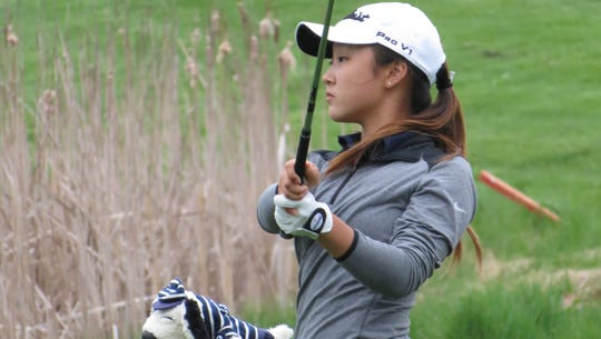 Yoona Kim of Immaculate Heart is North Jersey's best