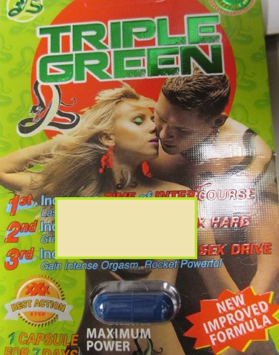 Fda sexual enhancement products