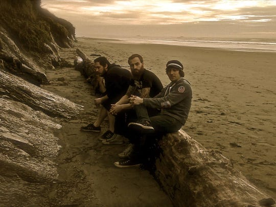 The rock trio Captain Wails & The Harpoons will play at Brown's Towne Lounge Nov. 12.