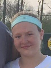Madison Kinder, Northeastern High School softball