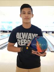 Frank Manibusan Jr., 15, claimed the first Guam National