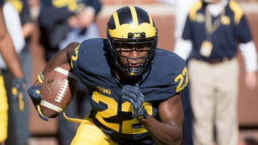 Michigan CBs struggling; youth 'no longer an excuse'