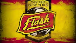 WNY Flash home opener is May 2, 2015.