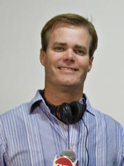 Ben Campbell (in 2010) is an award-winning radio personality.