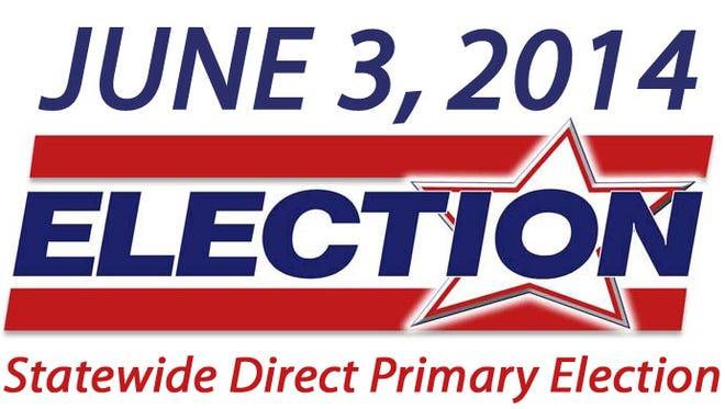 June 3, 2014 Election Logo