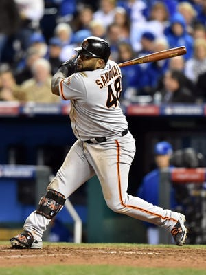 Pablo Sandoval has elected to become a free agent.