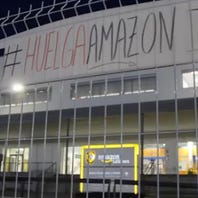 During Amazon Prime Day, Spanish union calls for strike