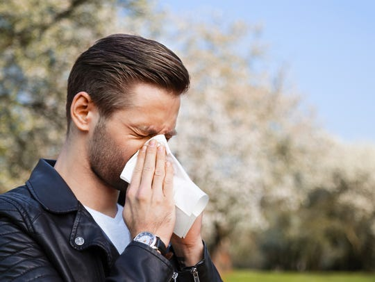 There are many treatments for seasonal allergies depending