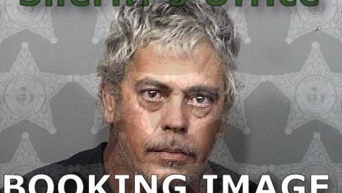 Thomas Antinarelli, 50, of Rockledge, is facing charges for sexual battery and false imprisonment after deputies say he restrained a woman and attacked her at an abandoned home in Merritt Island.