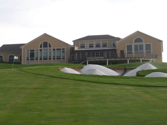 The club house at Bridgewater Golf Club will become