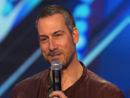Joe Matarese will perform at the York JCC March 5.