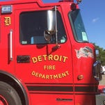 No injuries in explosion that levels Detroit motorcycle club