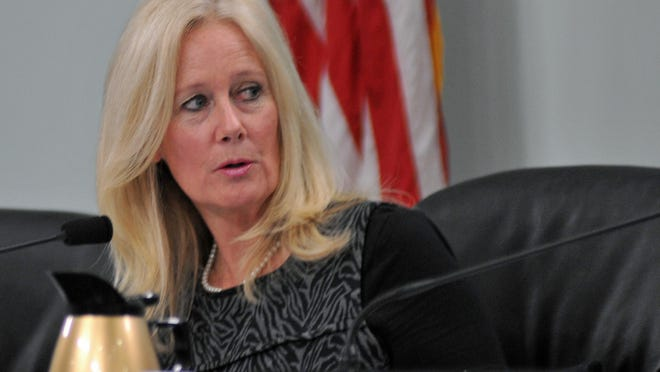 Brevard County Commissioner Trudie Infantini voted against two of the three property tax breaks commissioners approved on Tuesday for companies considering expanding in Cocoa and Melbourne.