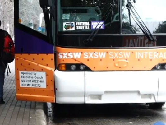 Voices: The weird and wonderful ways of SXSW
