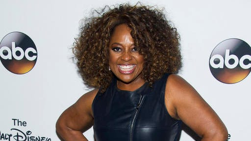 "FILE - In this May 14, 2014, file photo, Sherri Shepherd attends ""A Celebration of Barbara Walters"" in New York. Shepherd is alive despite a story shared on social media claiming the television personality died last month following a heart attack."