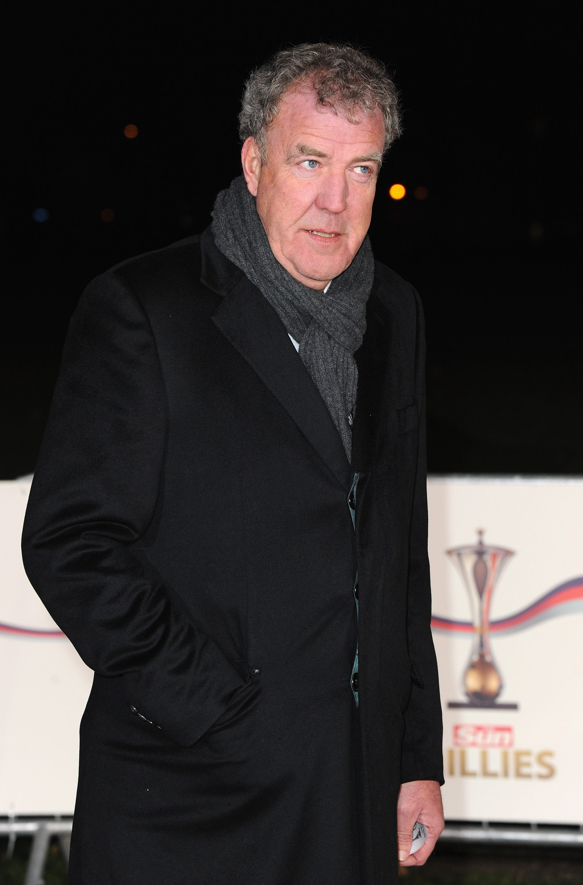 Jeremy Clarkson was invited to work in Moscow 03/26/2015 50
