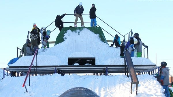 Racine will host the Big Chill Ice and Snow Festival on Jan. 9 to 11, 2015.