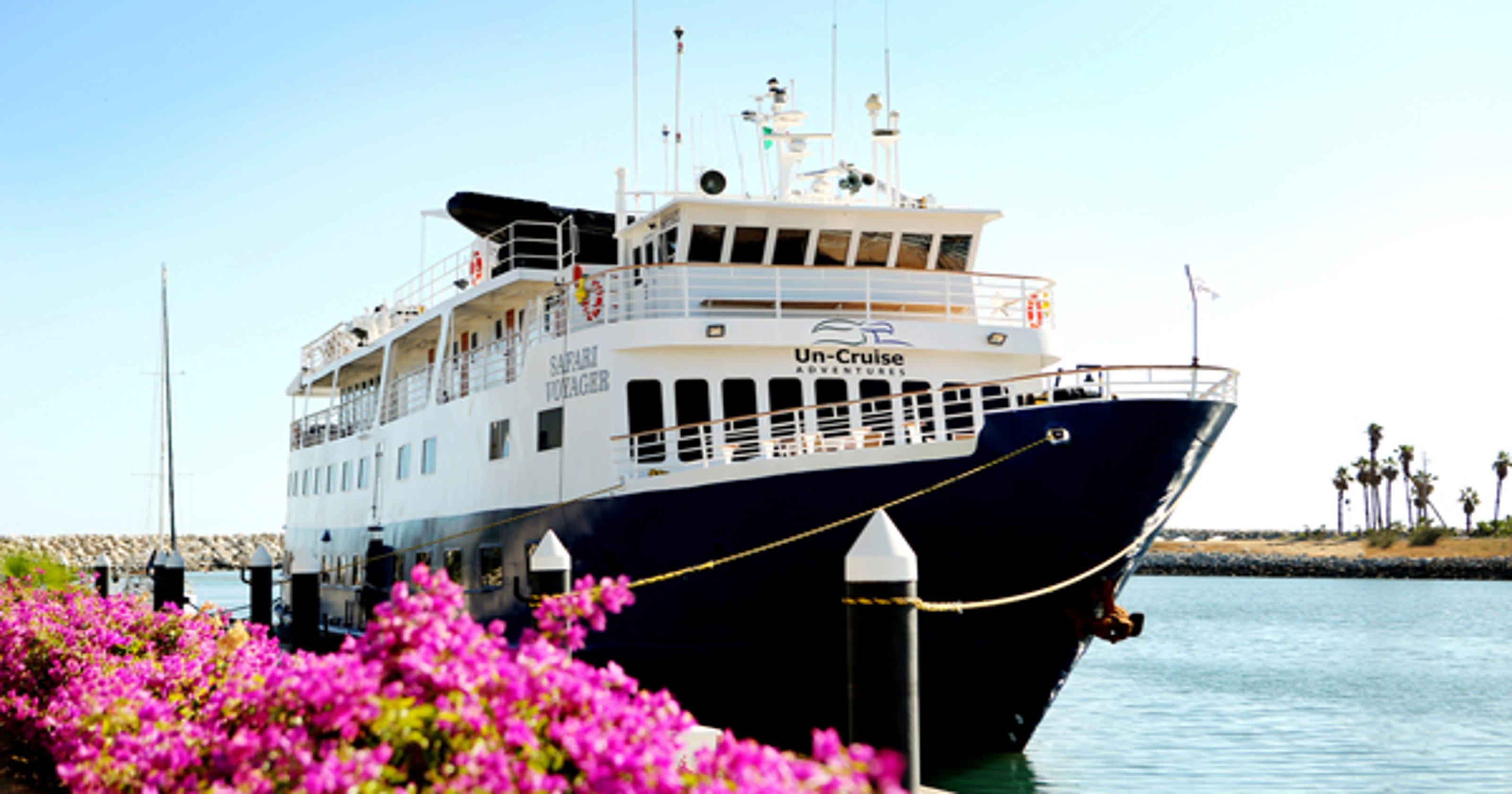Safari Voyager: UnCruise Adventures ship explores Central